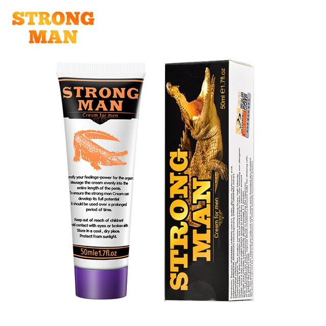 GEL STRONG MAN e50ml