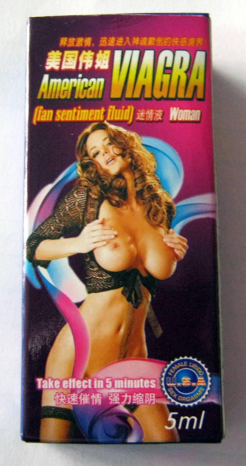 American Viagra -  5ml