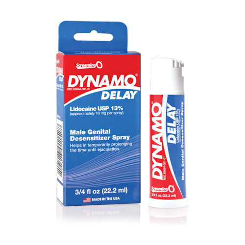 XỊT DYNAMO DELAY  22,2ml