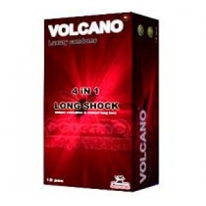 VOLCANO  LUXURY 4 IN 1   12pcs