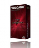 VOLCANO  4 IN 1, LONG SHOCK  3pcs